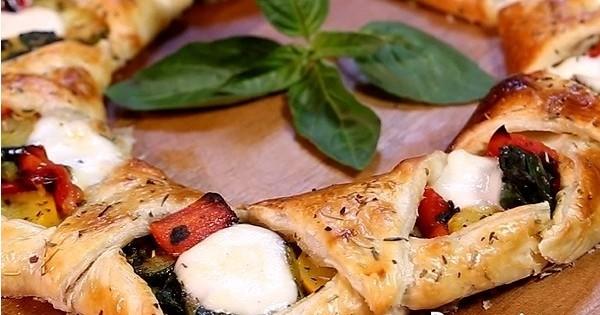 La tarte soleil à la Romaine de Bonduelle, de la bonne humeur et de la couleur dans votre assiette !