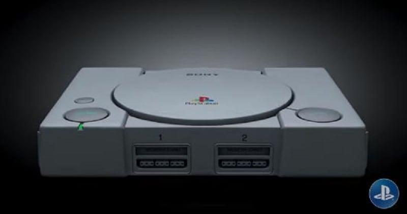 Sony ressuscite sa console historique, la PlayStation 1, en format de poche