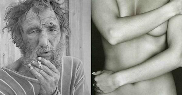 Ces photos de Paul Cadden ne sont pas des photos. Contrairement à ce que votre cerveau croit