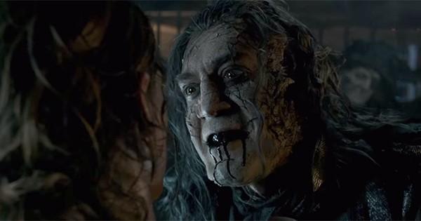 Jack Sparrow sera de retour en 2017 dans « Pirates des Caraïbes 5 : La Vengeance de Salazar » : découvrez tout de suite la première bande-annonce sortie cette nuit