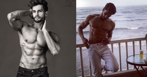 Voici l'homme le plus sexy de cette planète... Il est Indien, il a 26 ans et semble être l'homme parfait. Tout simplement.