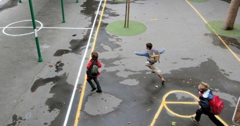 À Rennes, des cours de récréations «non genrées» vont être mis en place