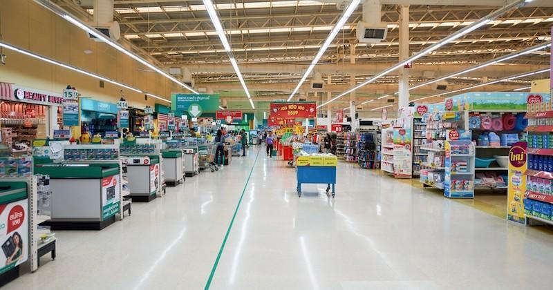 En Thaïlande, les supermarchés interdisent les sacs en plastique à usage unique
