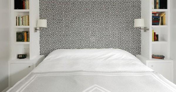5 id es de papiers peints mettre dans sa chambre pour lui faire changer de visage. Black Bedroom Furniture Sets. Home Design Ideas