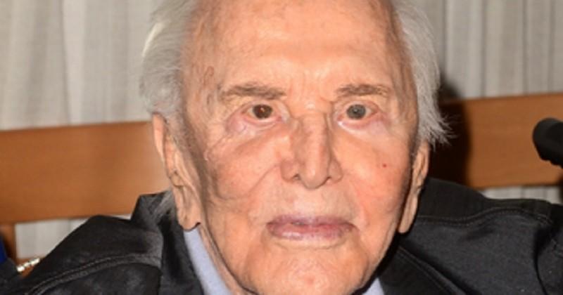Kirk Douglas est décédé à l'âge de 103 ans