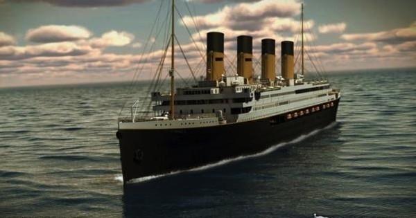 Un milliardaire australien fait construire un deuxième Titanic qui devrait prendre la mer en 2018