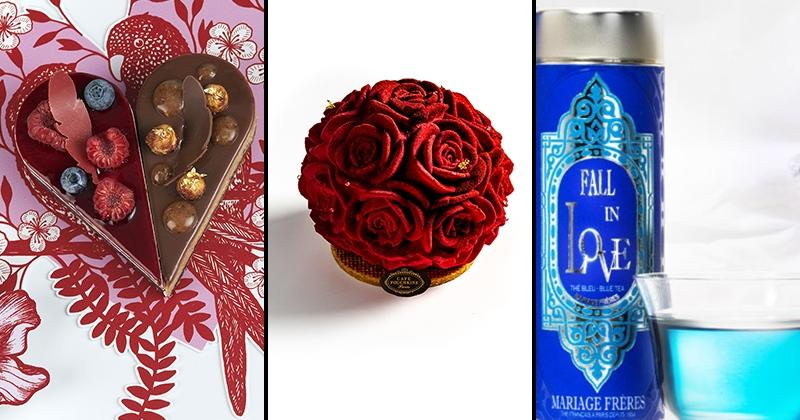 10 idées de cadeaux gourmands à offrir ou à s'offrir pour la Saint-Valentin!