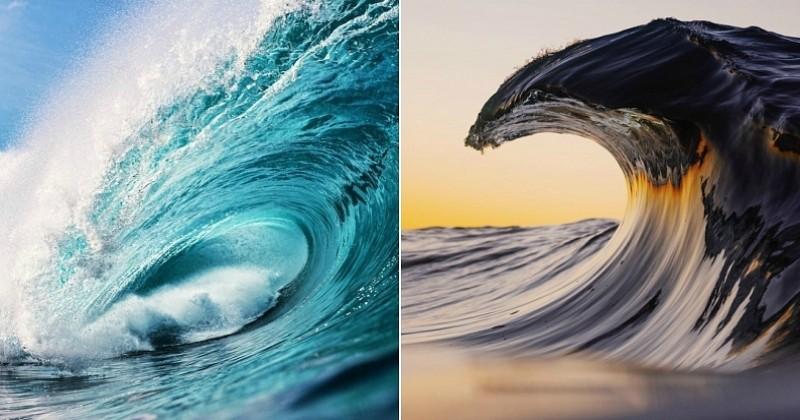 Ryan Pernofski, le photographe qui capture l'incroyable beauté des vagues