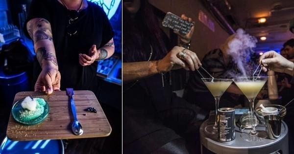 Un bar à cocktails éphémère sur le thème de « Breaking Bad » arrive à Paris !