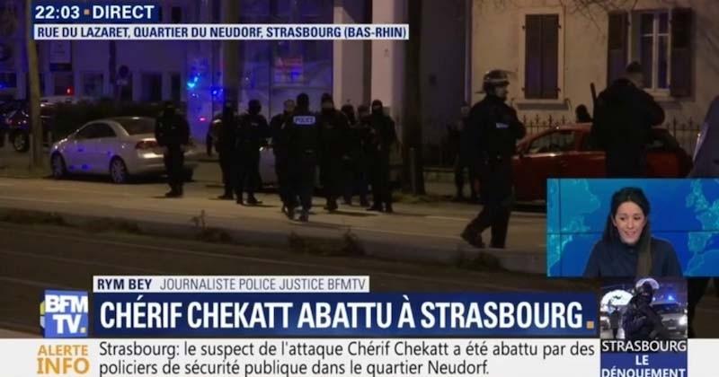 « I Shot the Sheriff » diffusé en fond sur BFMTV à l'annonce de la mort de Cherif Chekatt, la chaîne s'excuse