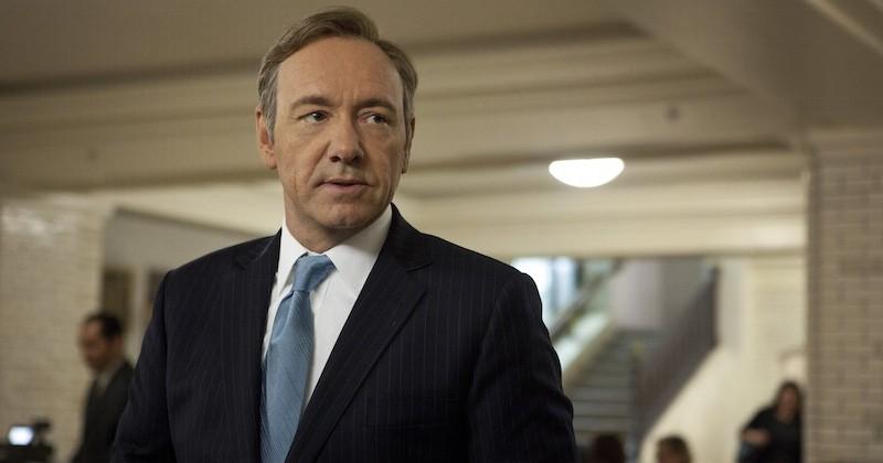 « House of Cards » : La saison 6 se fera sans Kevin Spacey, viré par Netflix