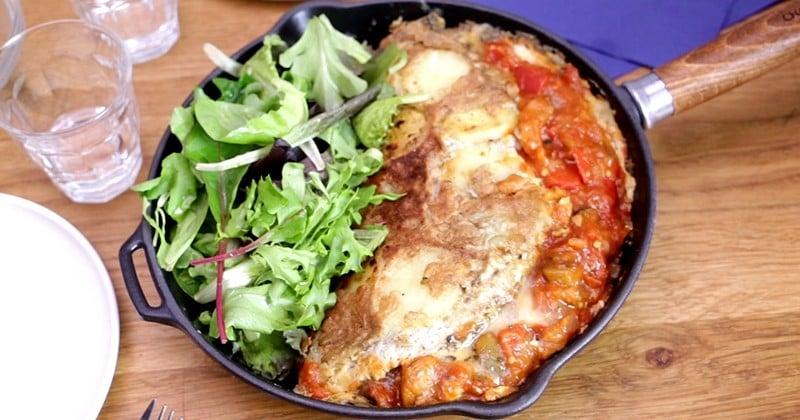 Pour bien manger avec un petit budget, testez les idées de recettes de la Semaine du Goût avec la tortilla aux saveurs partagées entre la Provence et l'Andalousie!