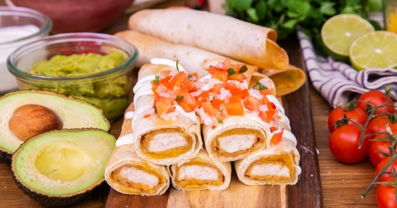 taquitos poulet tenders