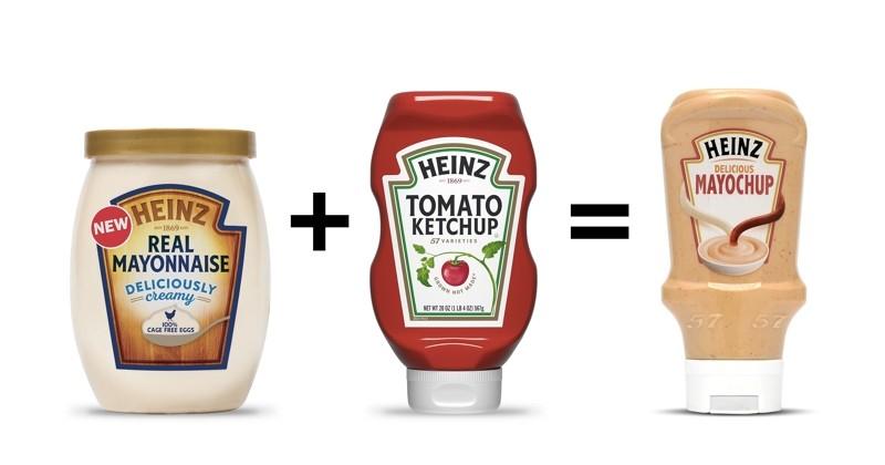 Heinz lance bientôt son Mayochup, le mix entre ketchup et mayonnaise