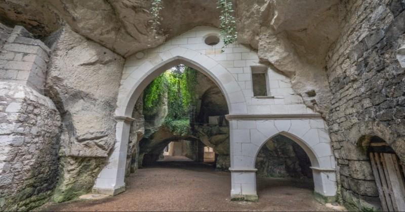Découvrez le magnifique trail troglodyte de Souzay-Champigny !