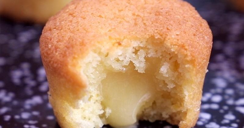 Trop bons, ces muffins au cœur coulant citron : faites vite la recette !