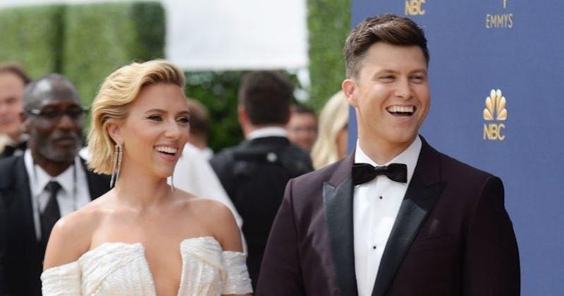 Scarlett Johansson s'est mariée pour la troisième fois !