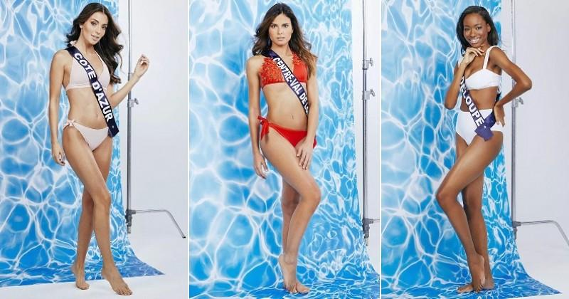 Miss France 2021 : les 29 candidates posent en maillot de bain