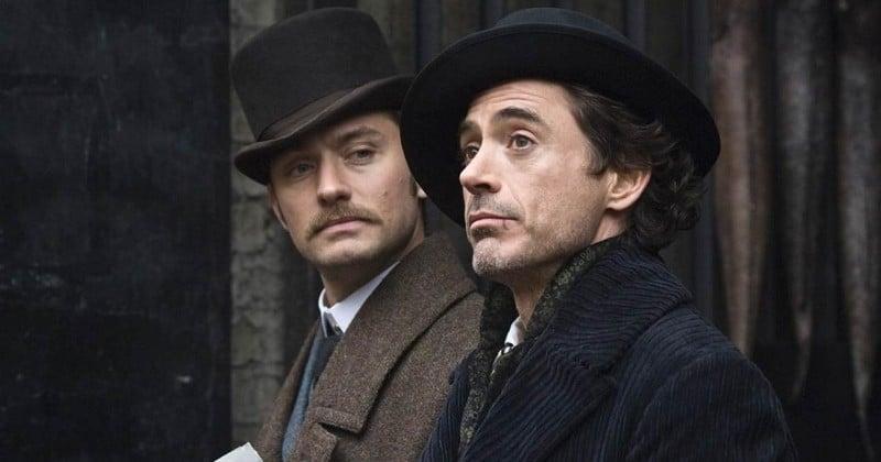 Sherlock Holmes 3 : Robert Downey Jr. et Jude Law donnent quelques infos sur le prochain opus