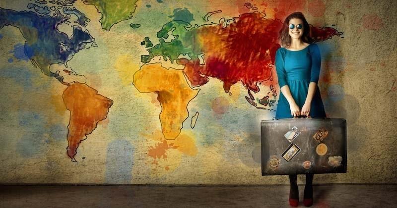 Comment bien préparer sa valise pour les 5 continents !