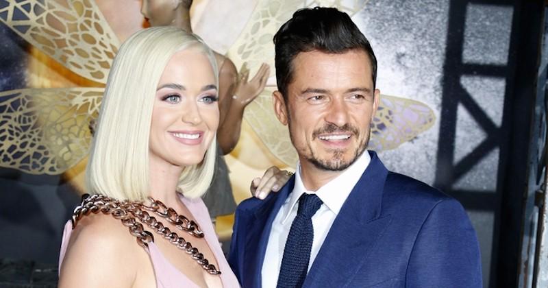 Katy Perry accueille son premier enfant avec Orlando Bloom