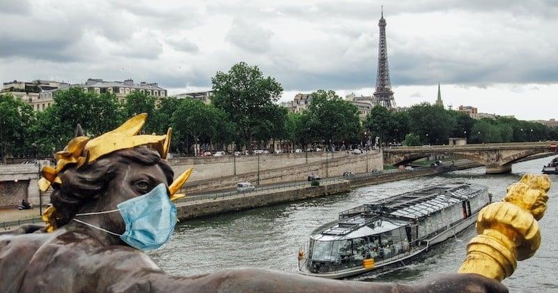 « On est en situation de guerre » : un professeur tire la sonnette d'alarme et appelle à « reconfiner le pays »
