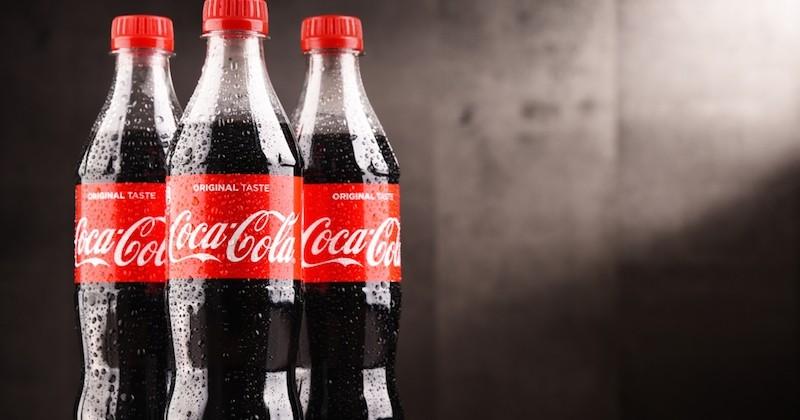 Coca Cola fabrique ses bouteilles avec du plastique recyclé