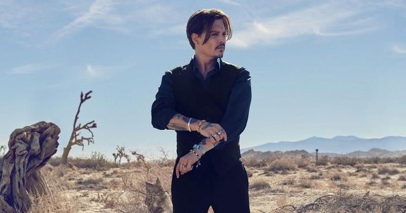 Johnny Depp: viré de chez Disney mais soutenu par Dior et ses fans, l'acteur divise