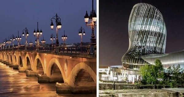 C 39 est bordeaux la plus belle ville de france et du monde selon le palm - La plus belle villa de france ...