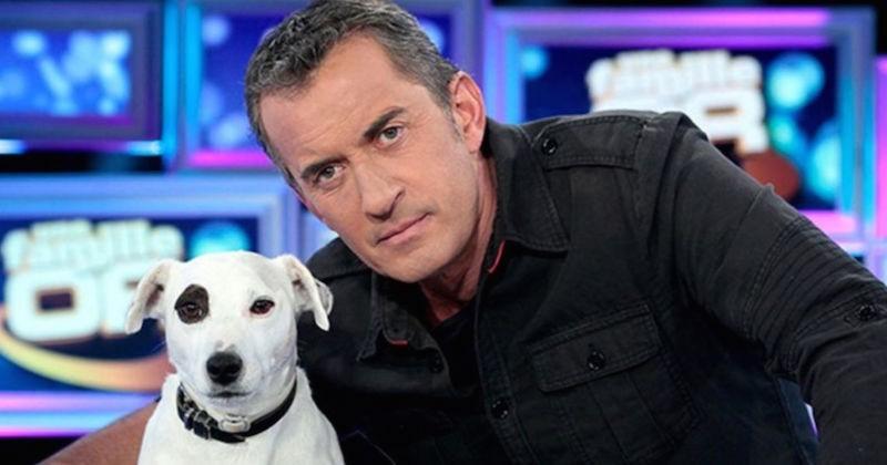 Christophe Dechavanne annonce la perte de son chien Adeck