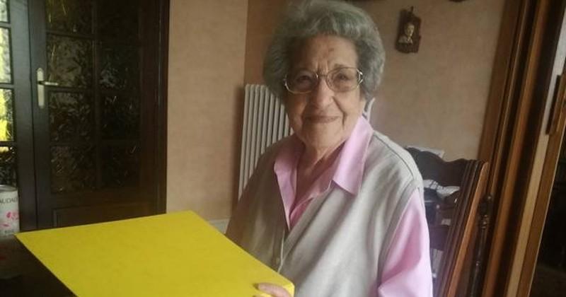 Âgée de 100 ans, elle est bénévole aux Petits Frères des pauvres et accompagne les personnes âgées !