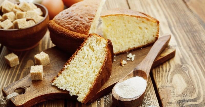 Ce gâteau au yaourt est vraiment le plus simple du monde !