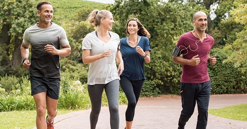 Faire du sport à haute intensité peut vous faire rajeunir de presque dix ans d'après une étude !