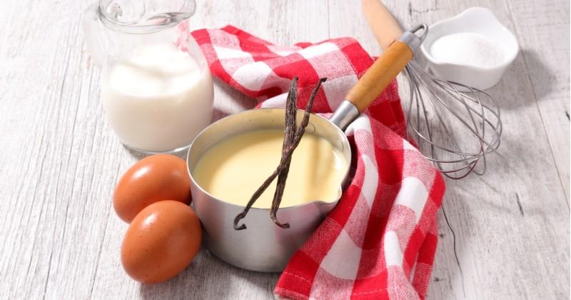 Crème chantilly, pâtissière, frangipane... Revoyez les bases avec les recettes de crèmes indispensables!
