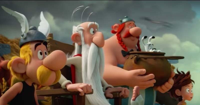 « Astérix – Le Secret de la Potion Magique » se dévoile à travers une nouvelle bande-annonce très drôle