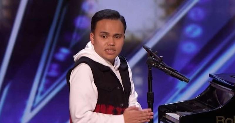 Kodi Lee, pianiste et chanteur aveugle et autiste, a ébloui le jury d'America's Got Talent