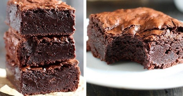 brownies nutella !