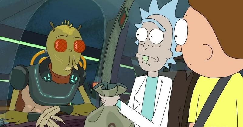 Rick et Morty : Justin Roiland, le co-créateur du show, a annoncé la création de 70 nouveaux épisodes