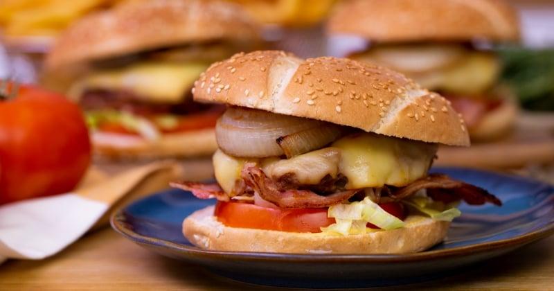 Burger façon Brasserie