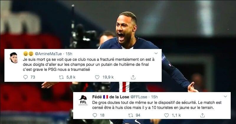 20 tweets hilarants qui résument parfaitement la victoire du PSG contre Dortmund en Ligue des Champions