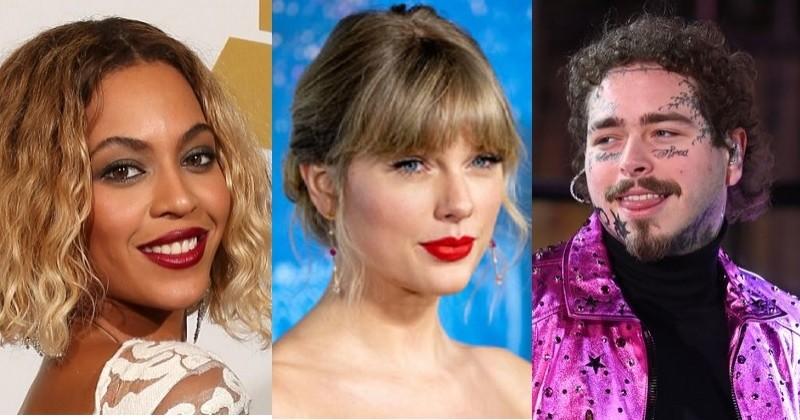 Taylor Swift, Beyoncé... la liste complète des nommés pour les Grammy Awards 2021 dévoilée