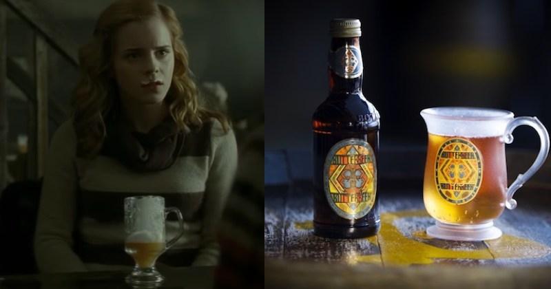 Avis aux fans de Harry Potter : Warner commercialise la Bièraubeurre pour tous les moldus !