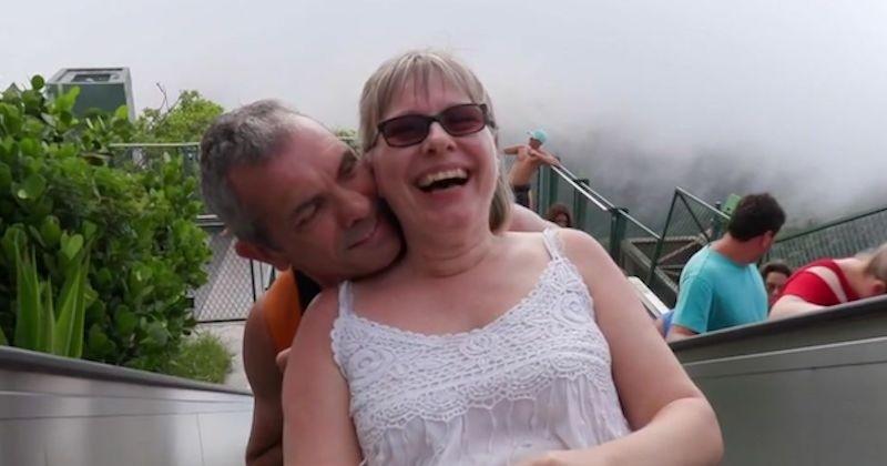 Le courage d'une femme atteinte de handicap a ému les téléspectateurs de Zone interdite