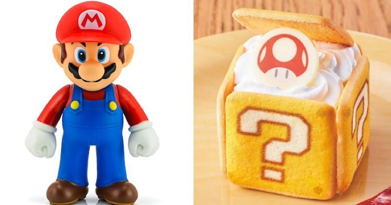 Nintendo révèle la carte de son restaurant dédié à Mario Kart