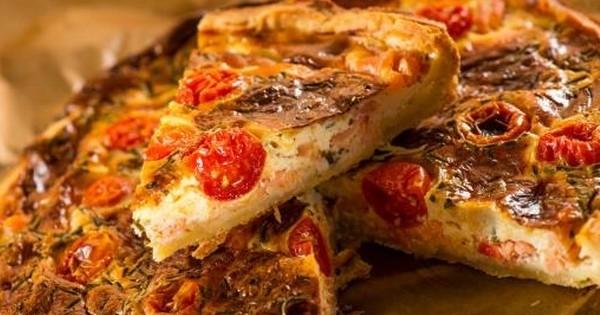 LA recette de l'été : réalisez... une tarte au thon et aux tomates !