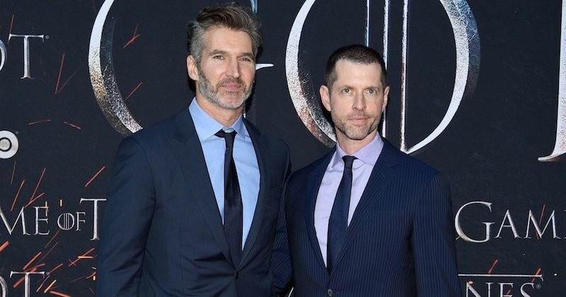 Les créateurs de Game of Thrones au coeur d'une polémique pour leur prochaine série Netflix