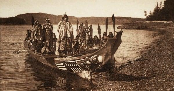 20 photos historiques et très rares de peuples autochtones d'Amérique du Nord !