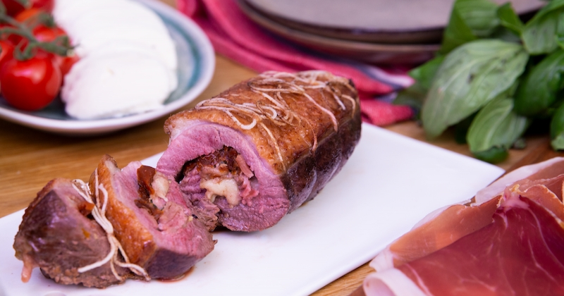 Mettez de côté les recettes traditionnelles : ce rôti de magret de canard du Sud-Ouest séduira petits et grands !
