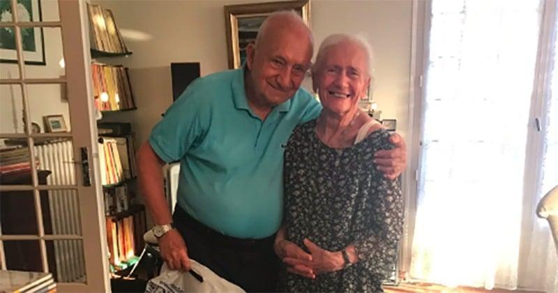Après 70 ans de séparation, ces deux amis se sont retrouvés