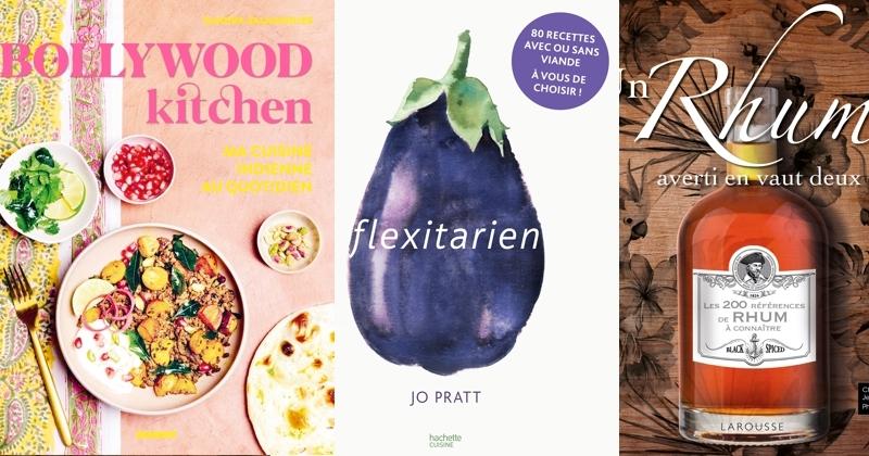 Les meilleurs livres de recettes à glisser sous le sapin pour Noël!